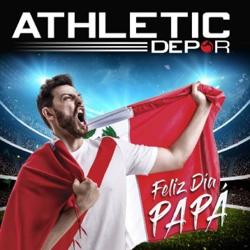Catalogo 18-4 Athletic Depor S.A.C.