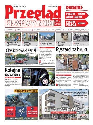 Przegląd Piaseczyński, wydanie 199