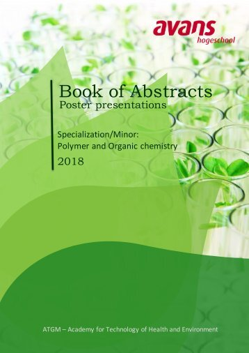 Book of abstracts version 4