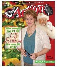 DECEMBER Live Music - Action Magazine