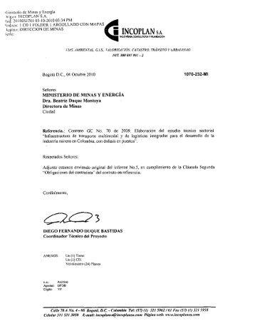 E - Ministerio de Minas y Energía