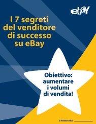 I 7 segreti del venditore di successo su eBay - Leotardi