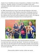 Semillas de Amor Child Sponsorship Program - Page 2