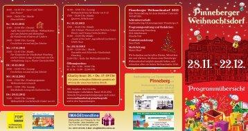 Weitere Informationen finden Sie im Flyer - Stadtmarketing Pinneberg
