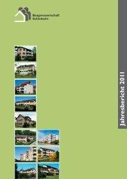 Jahresbericht 2011 - Baugenossenschaft Schönheim