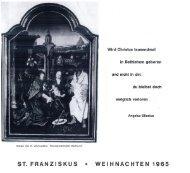 in Bethlehem geboren - St. Franziskus Kirche