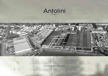 Antolini catalog