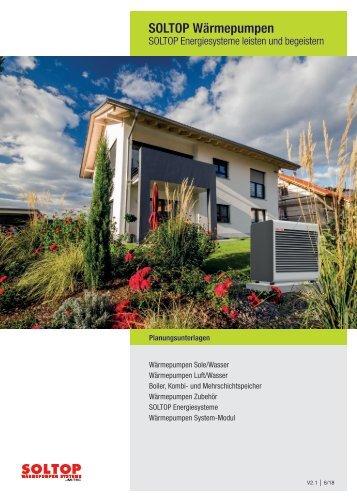 Wärmepumpen PlanungsunterlagenV2.1 0618