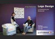 PDF Referenzen Logo Design - Grafik Ideeal GmbH