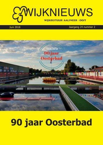 Wijknieuws Aalsmeer 2- 2018