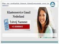 Hoe uw contacten tussen Gmail-accounts over te zetten