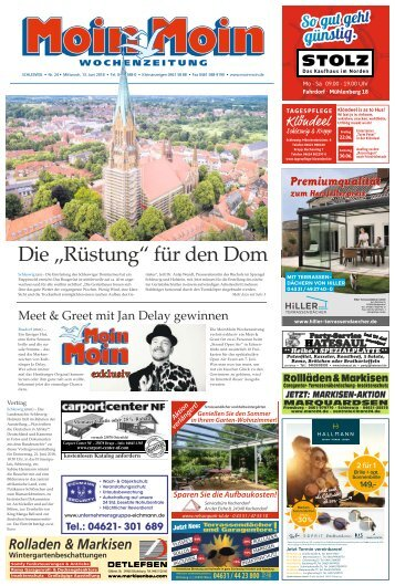MoinMoin Schleswig 24 2018
