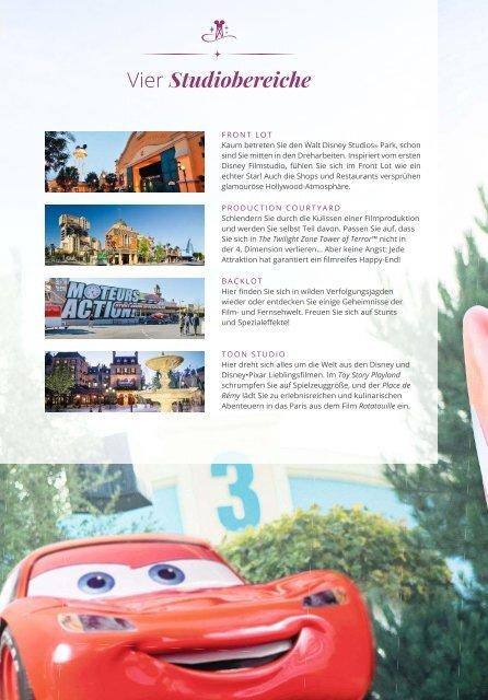 Disneyland Paris Winterkatalog