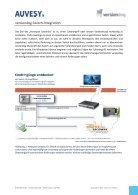 Factsheet - versiondog Switch Integration - Seite 3