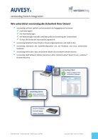 Factsheet - versiondog Switch Integration - Seite 4