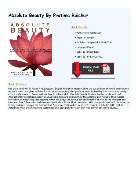 Ayurveda Encyclopedia Pdf