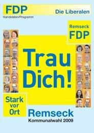 FDP Die Liberalen - FDP Remseck