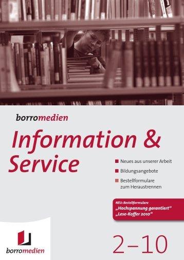 Information & Service - Borromedien
