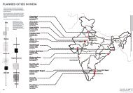 PLANNED CITIES IN INDIA - Studio Basel