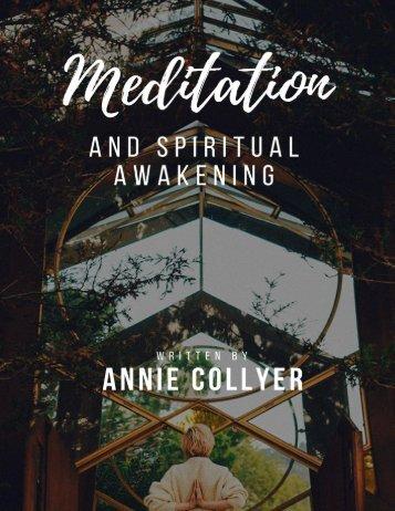 Meditation And Spiritual Awakening