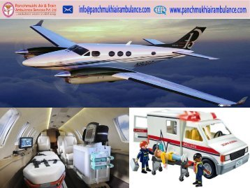 Low-cost Air Ambulance service Kolkata with ICU facility
