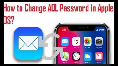 1-800-488-5392 Change AOL Password in Apple OS