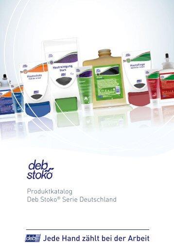 DebStoko Produktkatalog