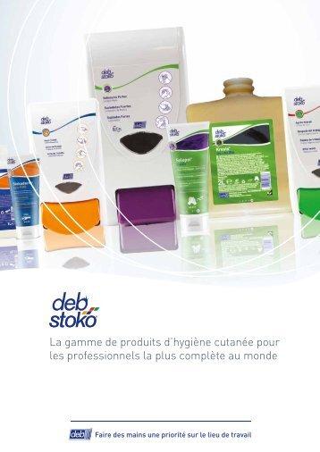 DebStoko La gamme de produits