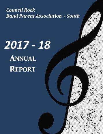 2017-18 Annual Report