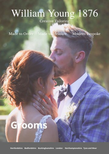 Grooms by William young Spring 2018