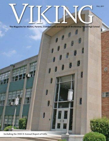 The Viking Magazine - Archbishop Wood High School