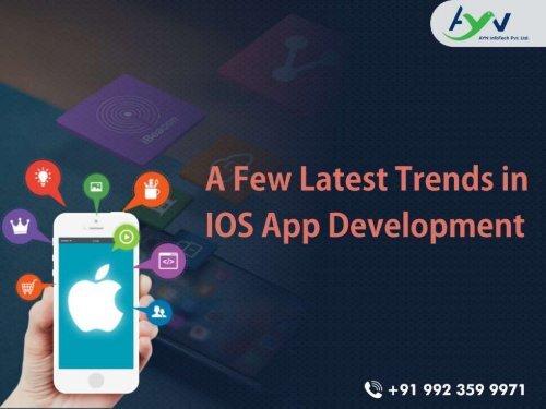 iOS App Development Company in Pune, iPhone App