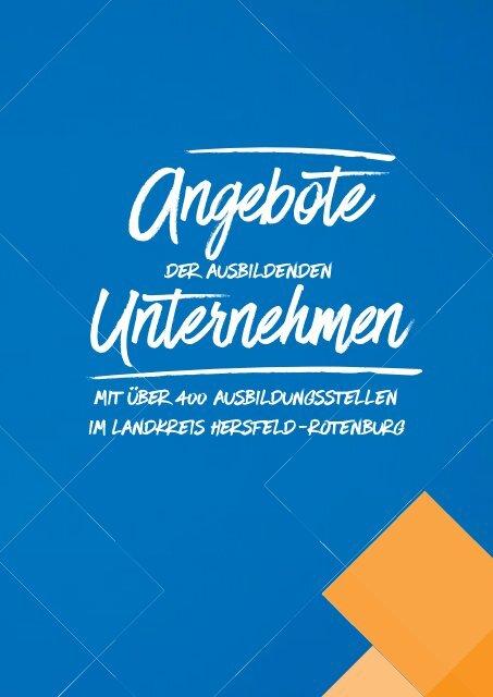Ausbildungs-Navi HEF ROF 2019 Anzeigenteil