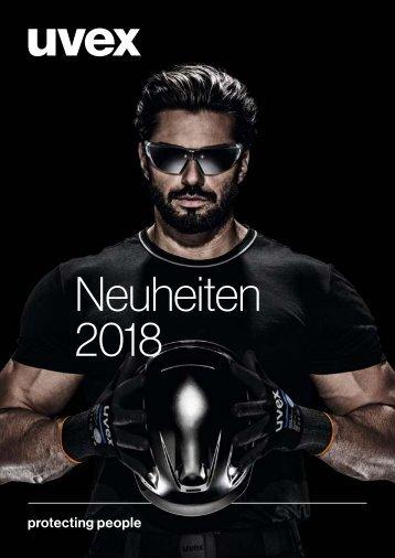 UVEX Neuheiten 2018
