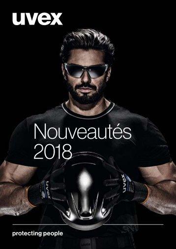 UVEX Nouveautés 2018