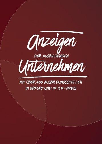 Ausbildungs-Navi EF 2019 Anzeigenteil