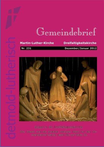 ein ereignisreiches Jahr bei det- mold-lutherisch