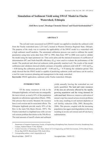 Download - Kasetsart Journal