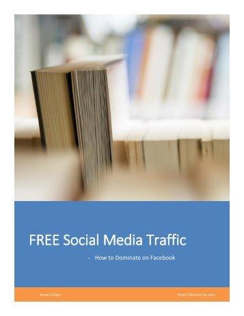 Free Social Media Traffic