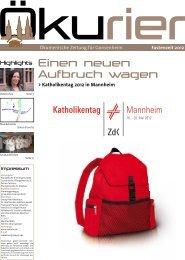 Katholikentag 2012 in Mannheim - beim Bistum Mainz