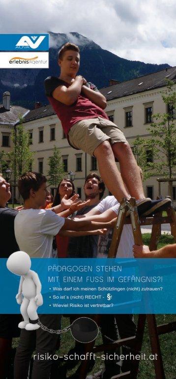 Risiko.fit für Schulklassen | AUVA Linz