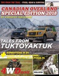 2018 4WDrive Overland SE - June