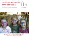 blumen - Evangelische Kirchengemeinde Marienfelde