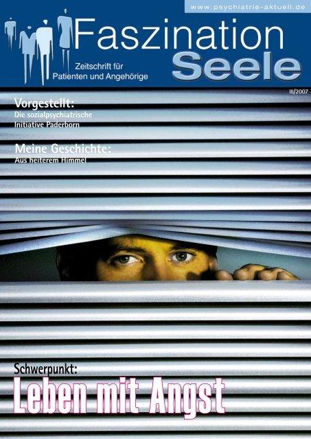 Faszination Seele 03/07 - Psychiatrie aktuell