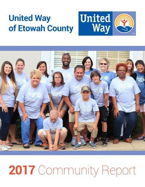 United Way of Etowah County — 2018 Community Report