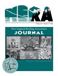 New England Reading Association (NERA) - Department of ...