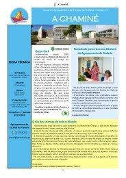 A Chaminé - Jornal do AE Trafaria - n.º 9