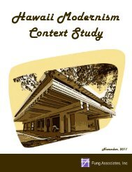 Acknowledgements and Contributors - Historic-Hawaii-Foundation