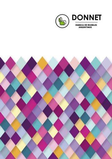 Catálogo PDF Donnet 2018