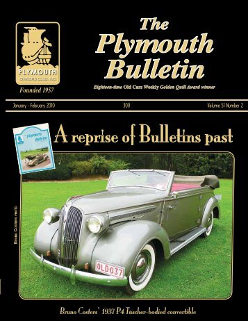 PB 300 new page 15-16-17.indd - Plymouth Club